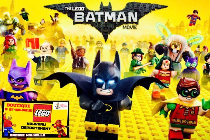 LEGO BATMAN à St-Sauveur à La Boîte à Surprises de Nicolas Département en boutique Lego Laurentides, Vaste choix + Prix compétitifs! #lego #Saintsauveur