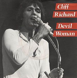devil woman cliff richard - 100 Halloween Songs