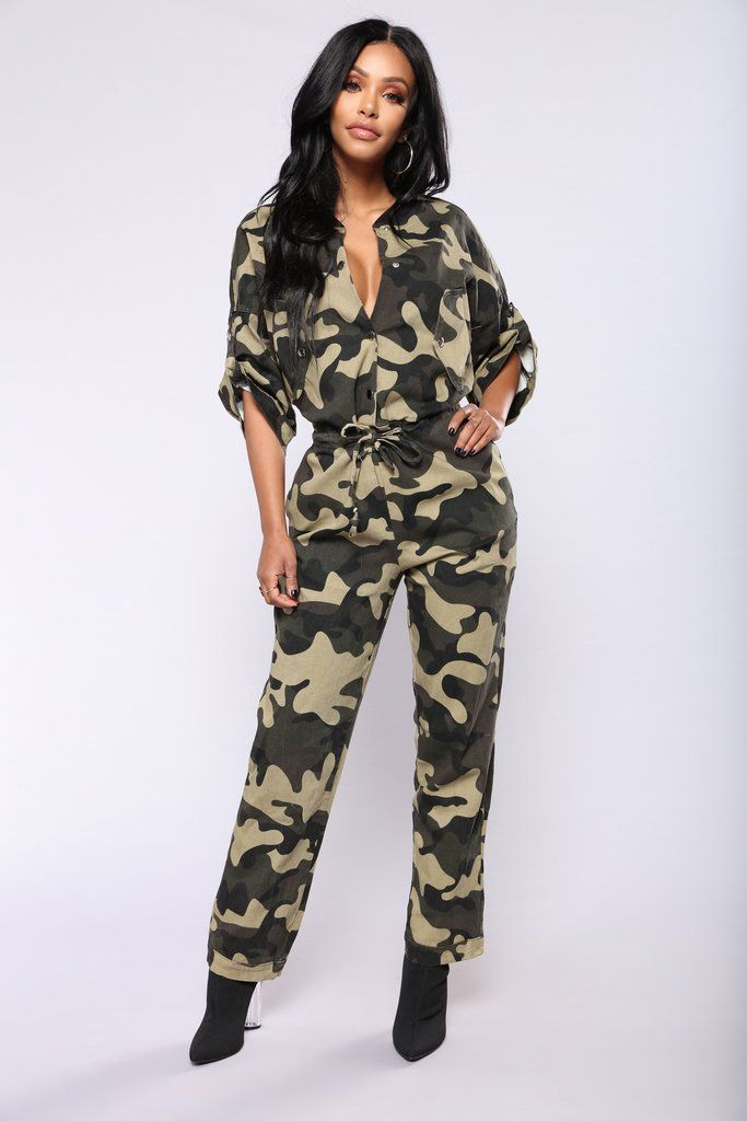 Obeying Orders Jumpsuit Army Clothesshoes Pinterest
