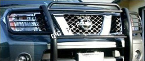 Nissan Frontier Black Brush Guard / Grille Guard for the 2009, 2010, 2011, 2012 and 2013 Frontier