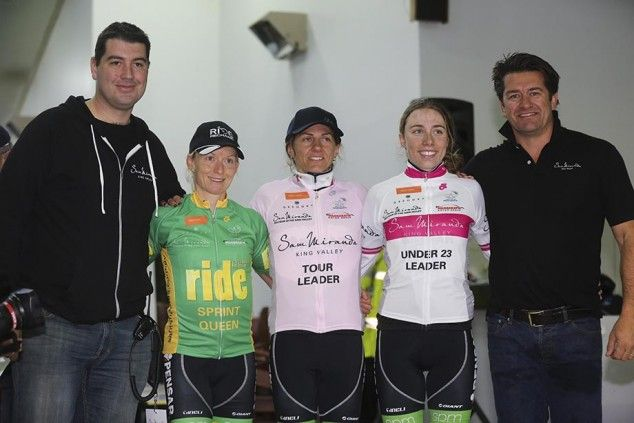 Leaders, Sam Miranda Tour of the King Valley - Day 1