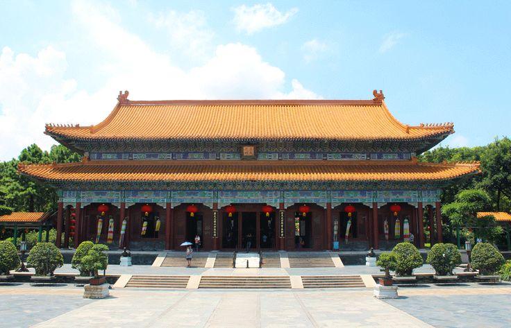 New Yan Ming Yuan Palace, Zhuhai, China