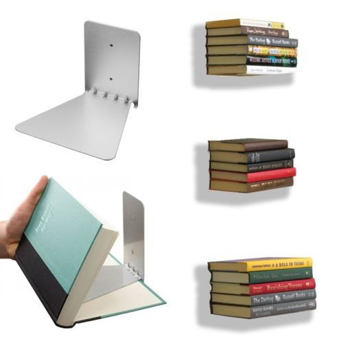 1000 ideas about floating books on pinterest floating How to make an invisible bookshelf