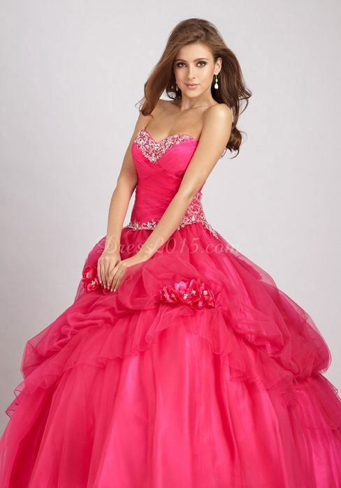 Sweet 15 or 16 dress