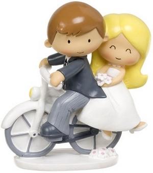 Figurine gateau mariage pas cher