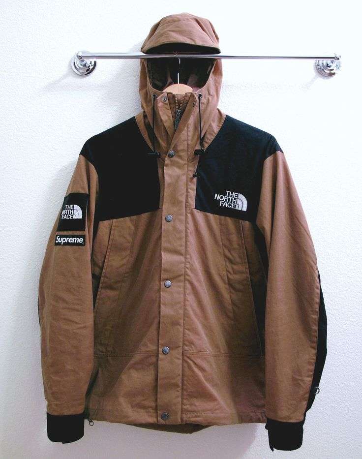 SUPREME × THE NORTH FACE Jacket #menswear #thenorthface #supreme