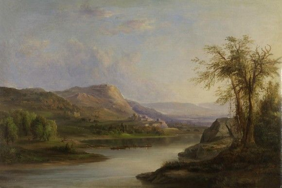 Walters Art Museum acquires major work by African American artist Richard Seldon Duncanson