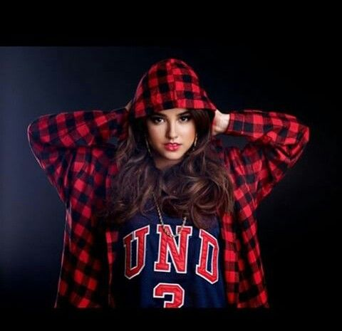 Becky G is so beautiful