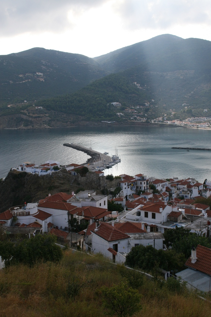 Skopelos Harbor