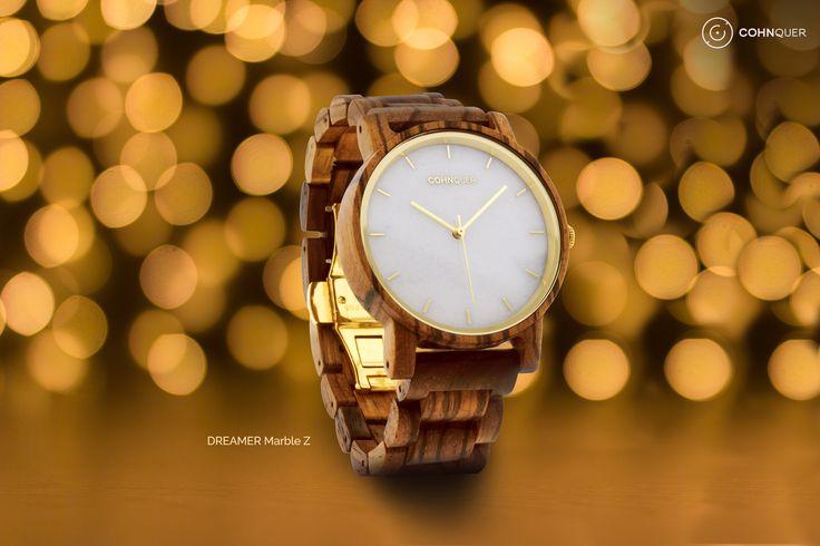 ★ NUEVO Cohnquer DREAMER MZ, es el reloj que llevabas tiempo buscando. Su diseño fabricado en madera de Cebrano unido al efecto mármol de su esfera es el complemento perfecto para tu estilo atrevido pero elegante  ☛https://www.cohnquer.com/…/reloje…/dreamer-marble-zebrawood/ #moda #relojes