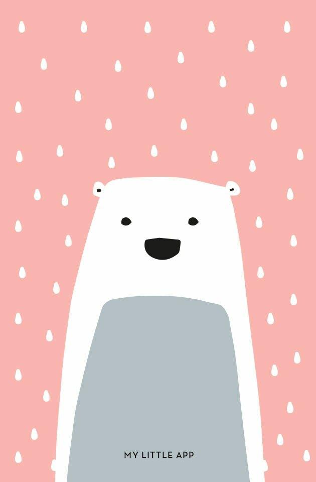 White bear - My Little App