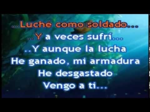 (17) SUMERGEME JESUS ADRIAN ROMERO PISTA Y LETRA 031713 - YouTube