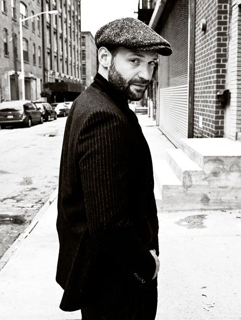 Corey Stoll (He's amazing in House of Cards; best part of that show by far)