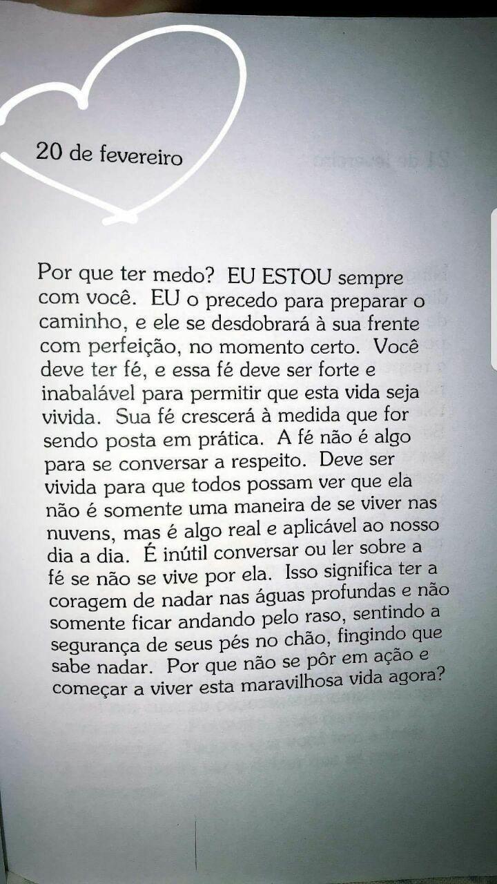 Pin De Nelida Ribeiro Em Focos Frases De Deus Palavras De