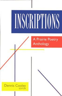 This anthology of #prairie #poetry is retrospective and gathering, meant to bring together those who have long been committed to poetry and to the prairies. Inscriptions is a necessary and important entry into the strangely known and wildly unknown  terrain that is prairie poetry. Edited by Dennis Cooley.