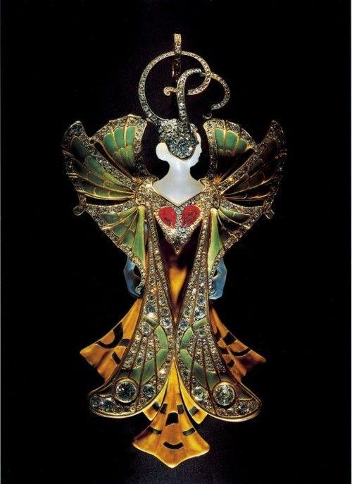 Pendantif, 1900Nouveau Pendants, Art Nouveau, Henry Vevers, 1900, Artnouveau, Jewelry, Jewels, Maison Vevers, Art Deco