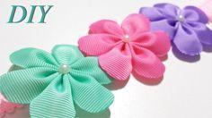 Wie man Haarschleifen macht 🎀 DIY # 83 Floral Headband Tutorial   – DIY