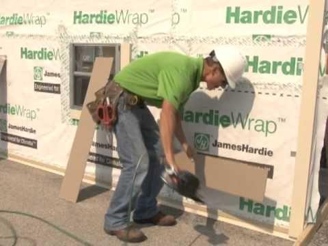 hardie siding installation instructions