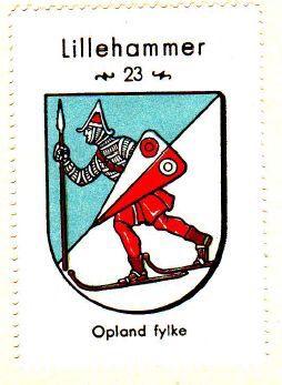 Lillehammer, Opland fylke