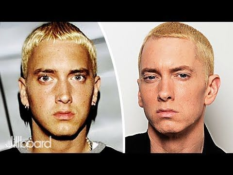 Eminem - Music Evolution (1998 - 2018)