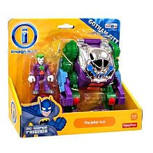 Fisher-Price Imaginext DC Comics Super Friends Gotham City Collection - Joker Suit