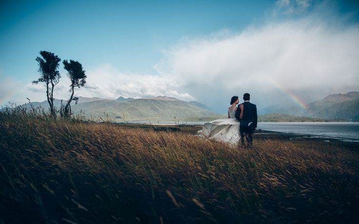 Photos of Lovers Around the World Guaranteed to Inspire WanderlustTen Anau, New Zealand