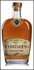 WhistlePig Straight Rye Whiskey from Vermont. The best I've ever had *Drake voice*