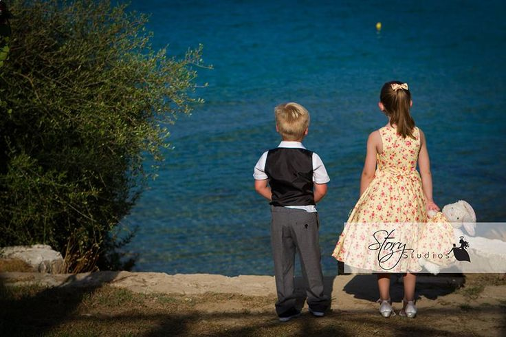 Weddings in Zakynthos By The Bridal Consultant  Mamma Mia Wedding on the beach in Zakynthos