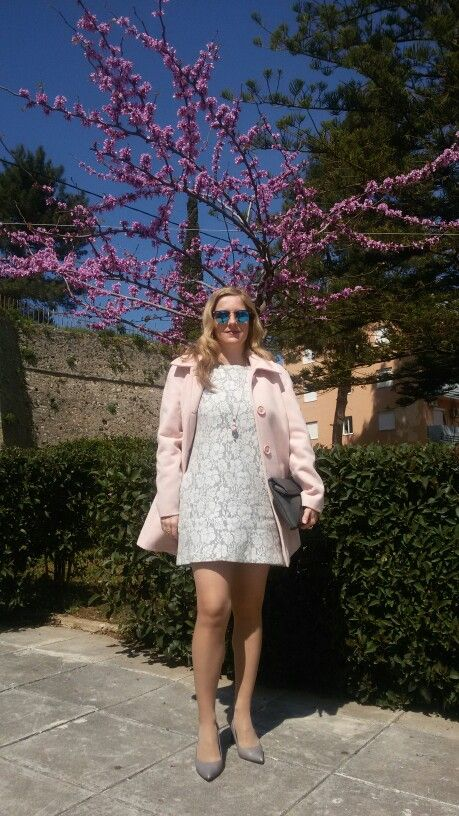 Office Look, Street style, Pastel colours