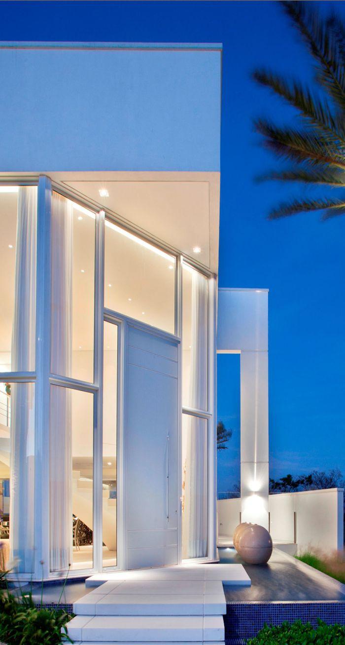 Residencia nj by pupogaspar arquitetura fachadas - Sublimissime residencia nj pupogaspar arquitetura ...