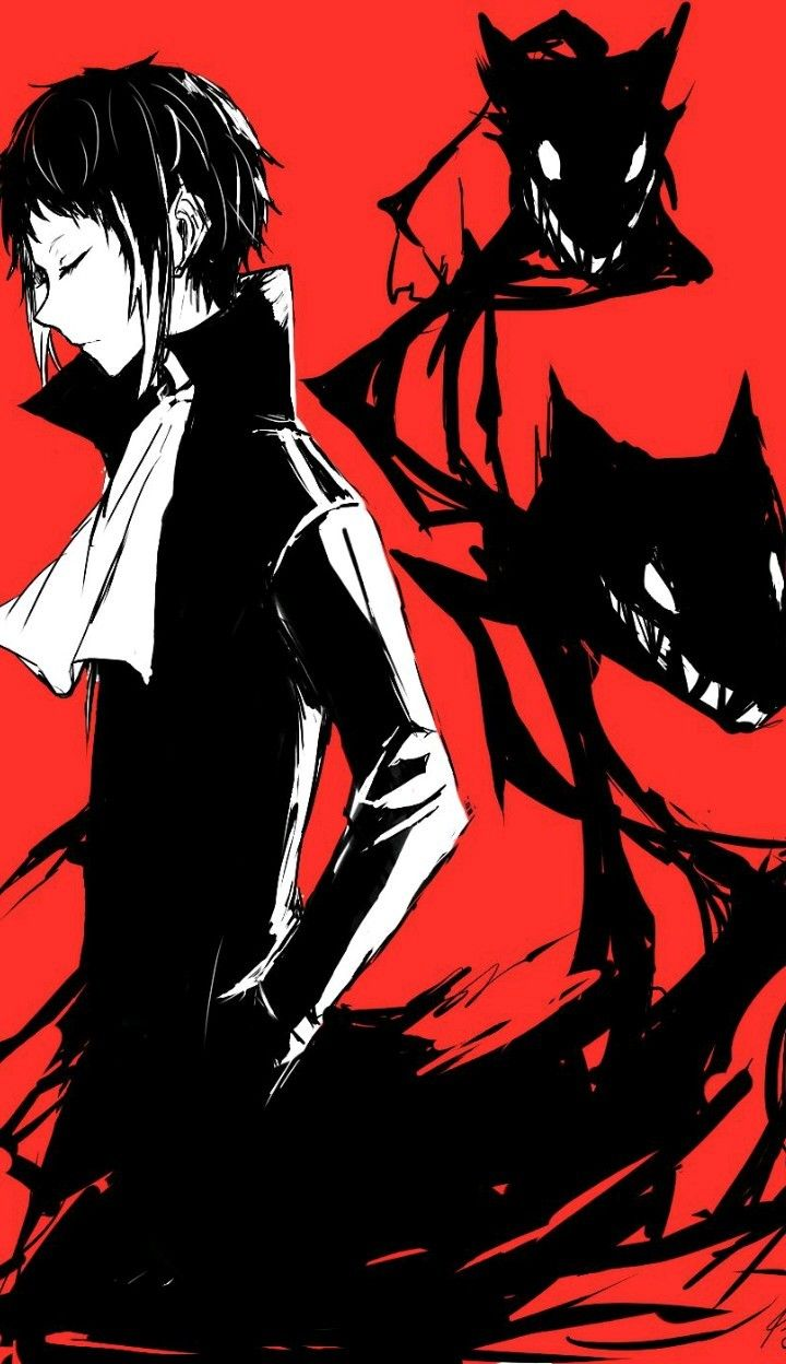 Pin by Bia Awan on Animeee!! in 2020 Stray dogs anime