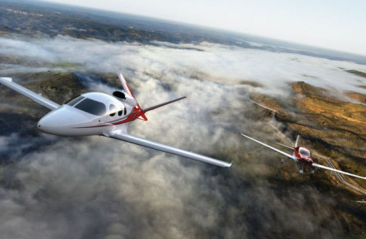 Cirrus Calls 2016 Another Year of Progress via Flying