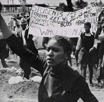 16 June 1976. Soweto South Africa