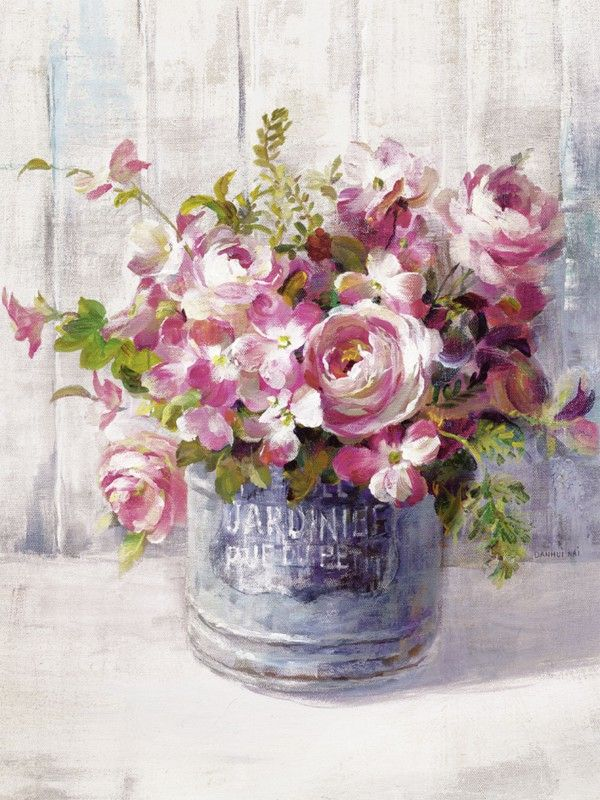Danhui Nai: Gartenblumen I