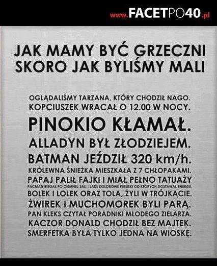 .#quote #cytat #miłość #facet #MyDwojepl Niegrzeczni chłopcy mają w sobie mnóstwo uroku ;)  A tak naprawdę potrzebują dużo miłości: http://www.mydwoje.pl