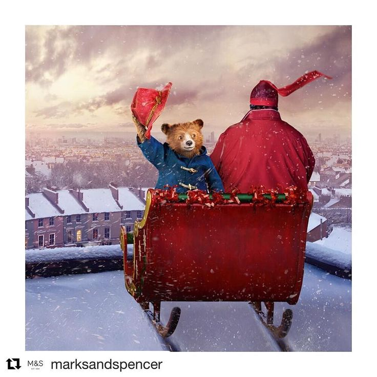 #Repost @marksandspencer Was a joy writing the score to this mini Paddington film for @marksandspencer Christmas... featuring the ever brilliant London Metropolitan Orchestra at @abbeyroadstudios #lovethebear #moresleighbell ・・・ It's time to reveal the star of our Christmas ad, and it's a familiar face in @paddingtonbear . Head to our Instagram Story to watch his super-sweet Christmas adventure. #LoveTheBear