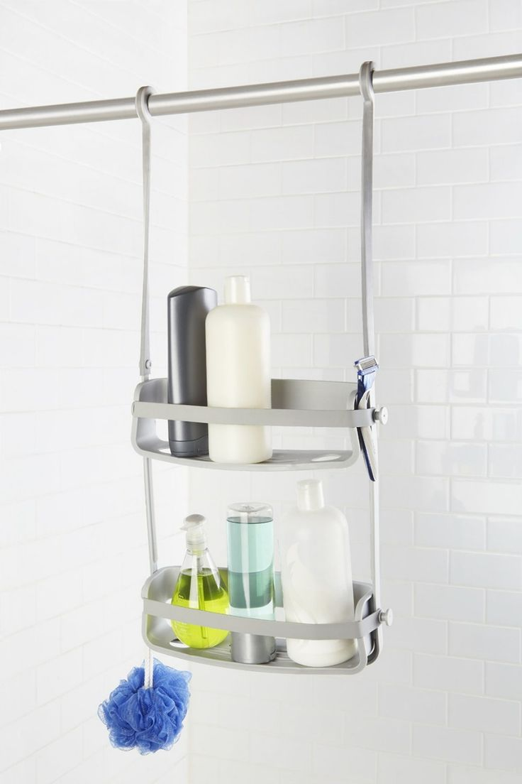 Single Basket Shower Caddy