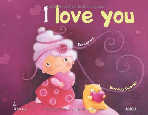 Rose, a little girl, is wondering about feelings. They can be such an enigma! Who loves her more? Daddy, Mummy, Grandmother or… Hugo, the sweet little boy? The charming text explores different feelings, as Rose come to learn that there are many different ways of loving.