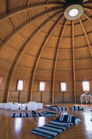 Bohemian Homes: The Integration…. A sound Bath in...