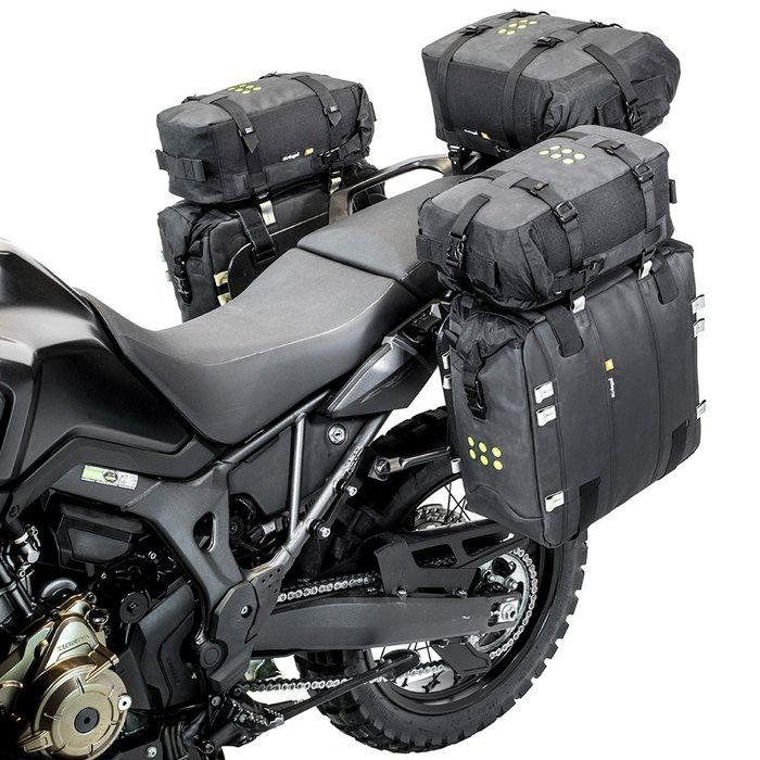 Pin By Jason Louie On Moto Bags Motorcycle Luggage Solo Camping Honda Cb