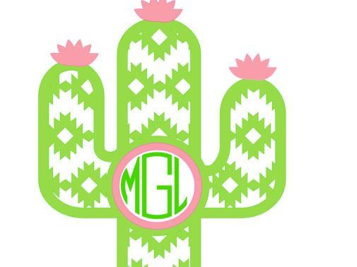 Check out this item in my Etsy shop https://www.etsy.com/listing/279007886/cactus-southwestern-vinyl-monogram-decal