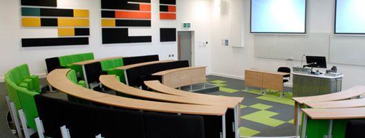 Brockington Lecture theatre - Loughborough University