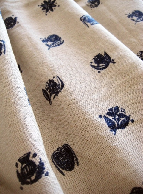 """""""Victorian Sweets"""" Fabric"""