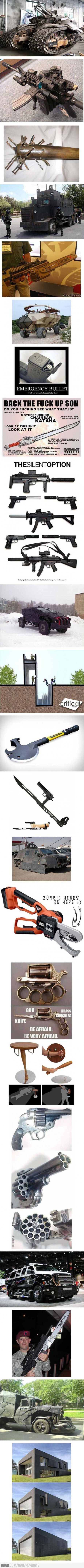 Everything you need vs Zombies