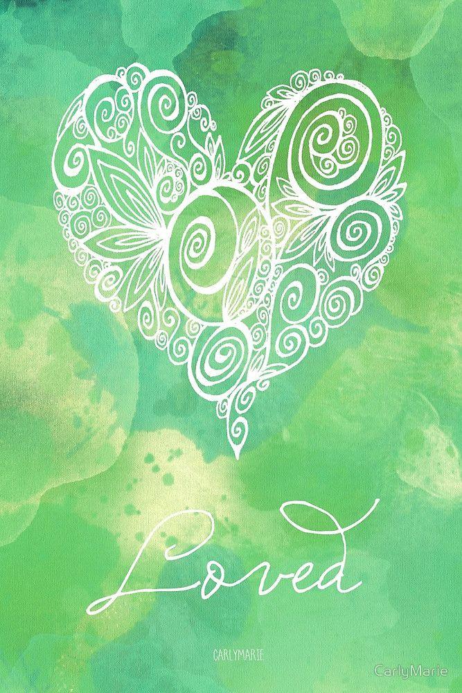 Heart Chakra - Loved von CarlyMarie