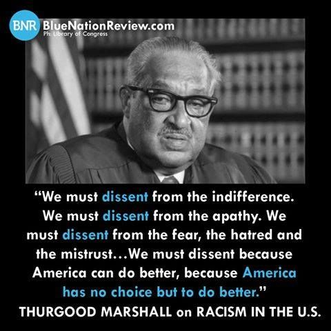 Thurgood Marshall Quotes Impressive Thurgood Marshall Quotes