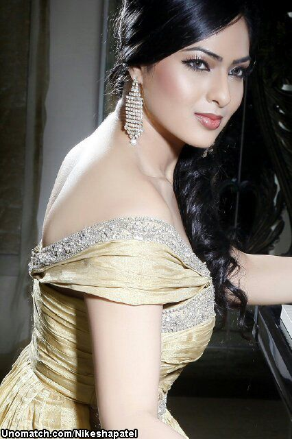 Nikesha Patel is a British Indian model and film actress. Born in the United Kingdom, she was part of several BBC TV shows, before moving to India and entering the film industry.  like : http://www.Unomatch.com/Nikeshapatel/