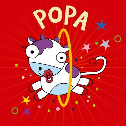 La vaca Popa volvió al Planeta Owoko para festejar nuestros primeros 10 años!