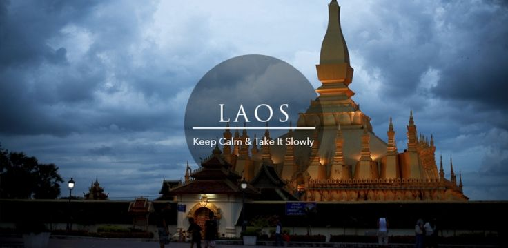 Laos: Keep Calm and Take It Slowly - Delicious travelling recipe! Pincake