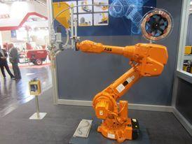 A robotic solution for submerged arc welding from Kjellberg